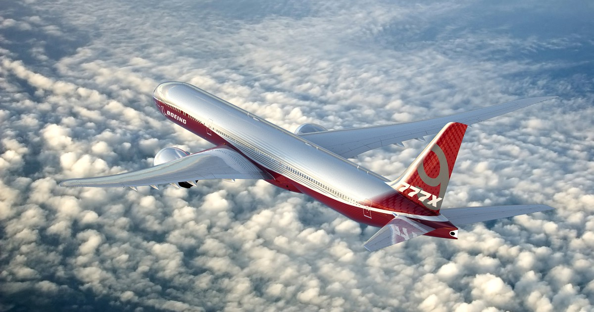 The Revolutionary Boeing 777X Jet Is Running Behind Schedule -- The