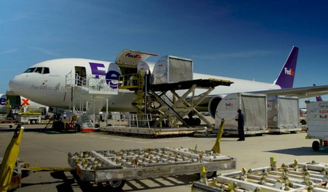 fedex express hub source-fdx
