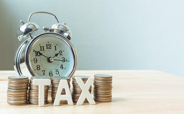 Taxes - Cover