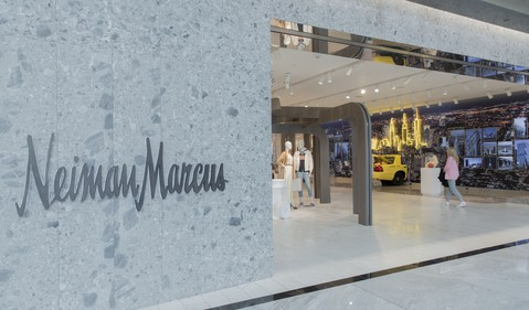 Retail Department Stores Neiman Marcus Store