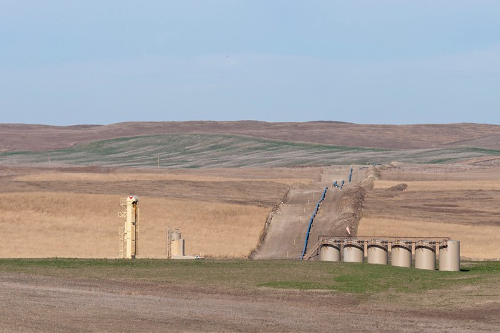 Energy Transfer's Controversial Bakken Oil Pipeline Could Soon Get Much Bigger