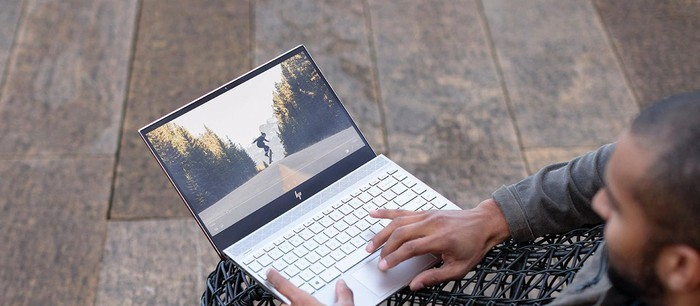 HP's Envy laptop.