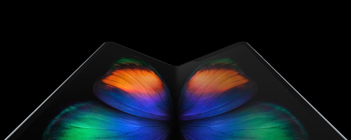 Samsung's Galaxy Fold.