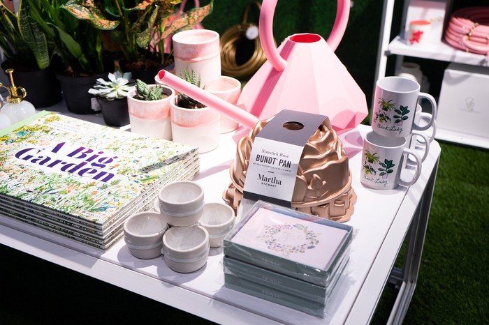 A selection of merchandise from Outside STORY.