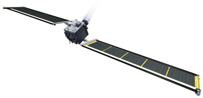 NASA DART spacecraft