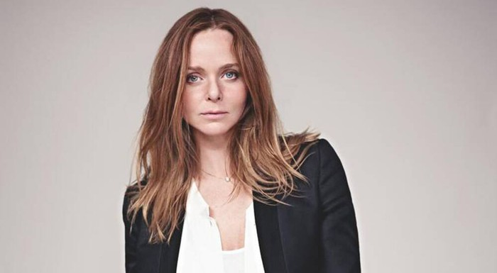 Fashion designer Stella McCartney.