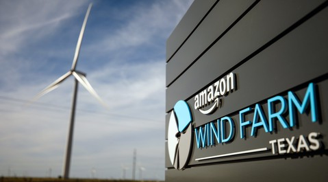 Texas Wind Farm 1