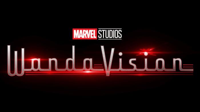 Marvel Studios WandaVision logo.