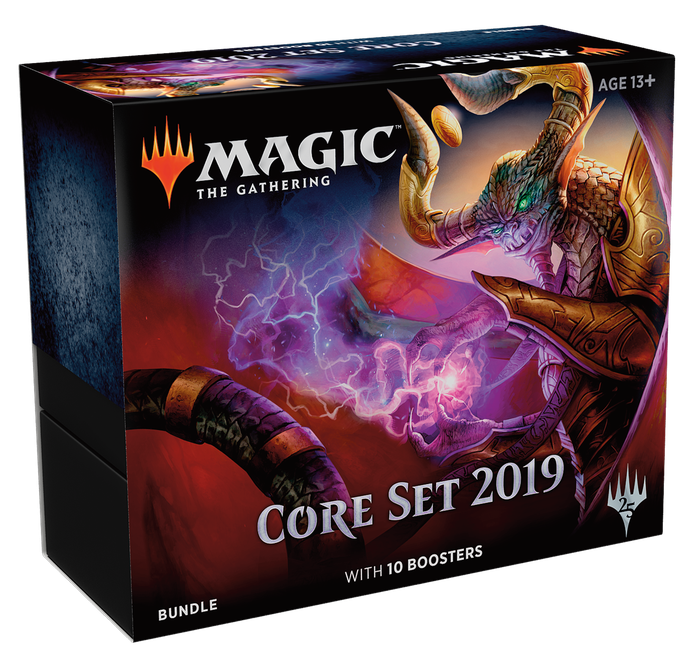 The Magic The Gathering 2019 Core Set.