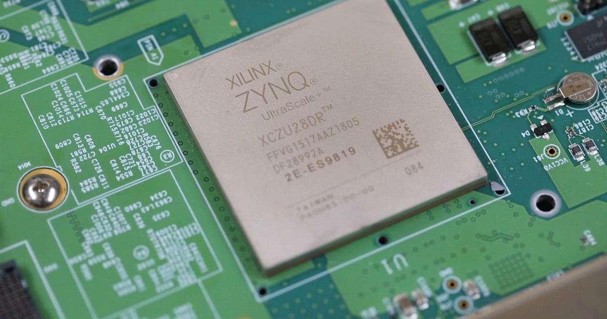 Xilinx's Guidance Hit by China Uncertainty