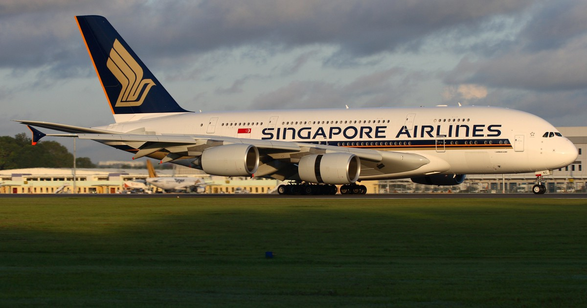 The Airbus A380 Jumbo Jet Is Fading Fast