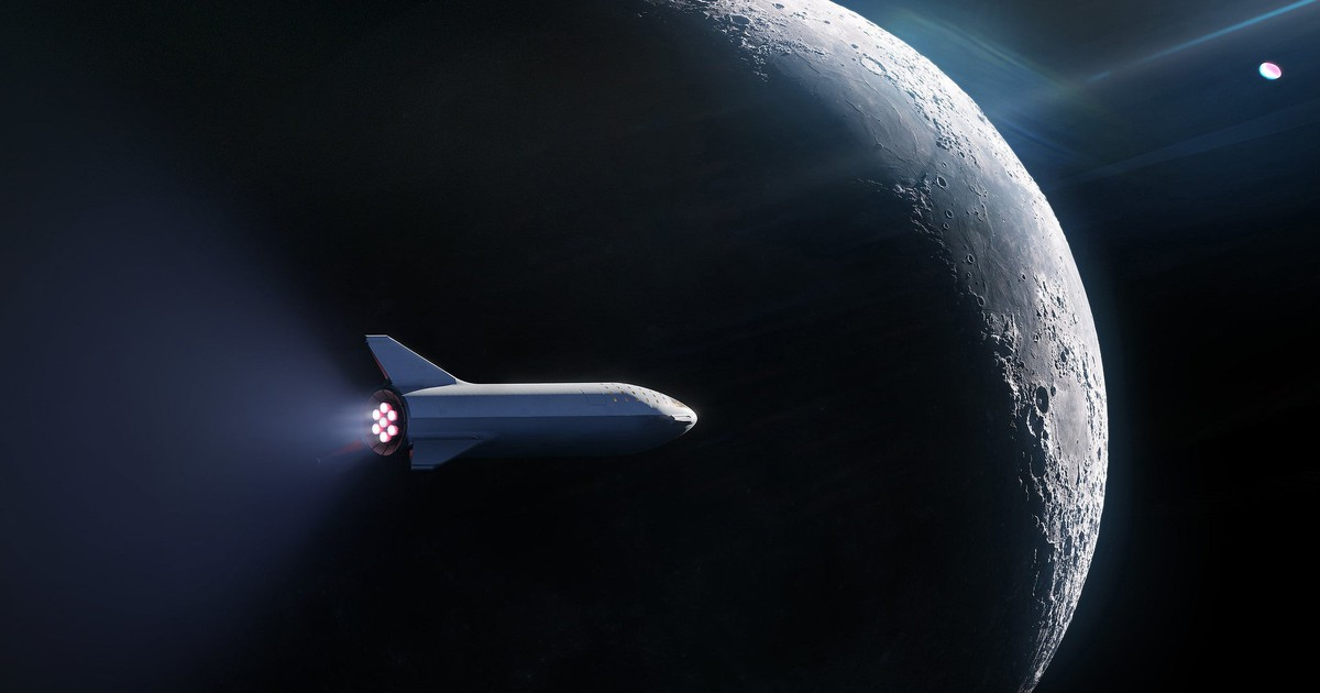 Elon Musk's Starship Takes a First Hop -- And Plans a Second