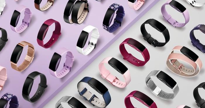 Fitbit's Inspire.