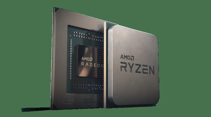 AMD Ryzen and Radeon chips.