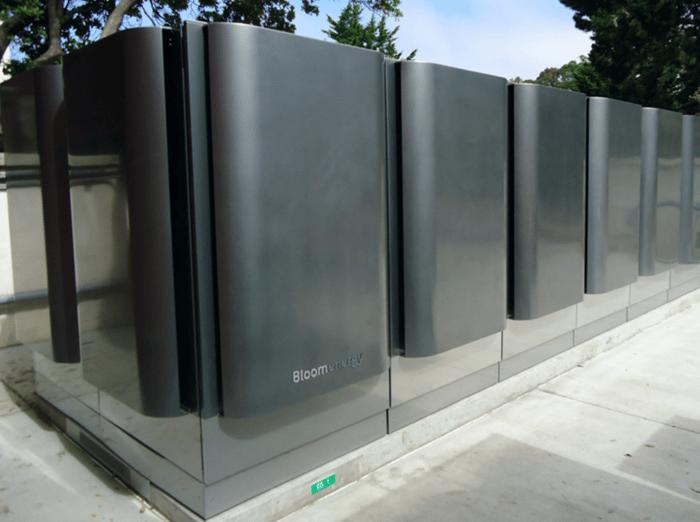 The Bloom Energy Server.