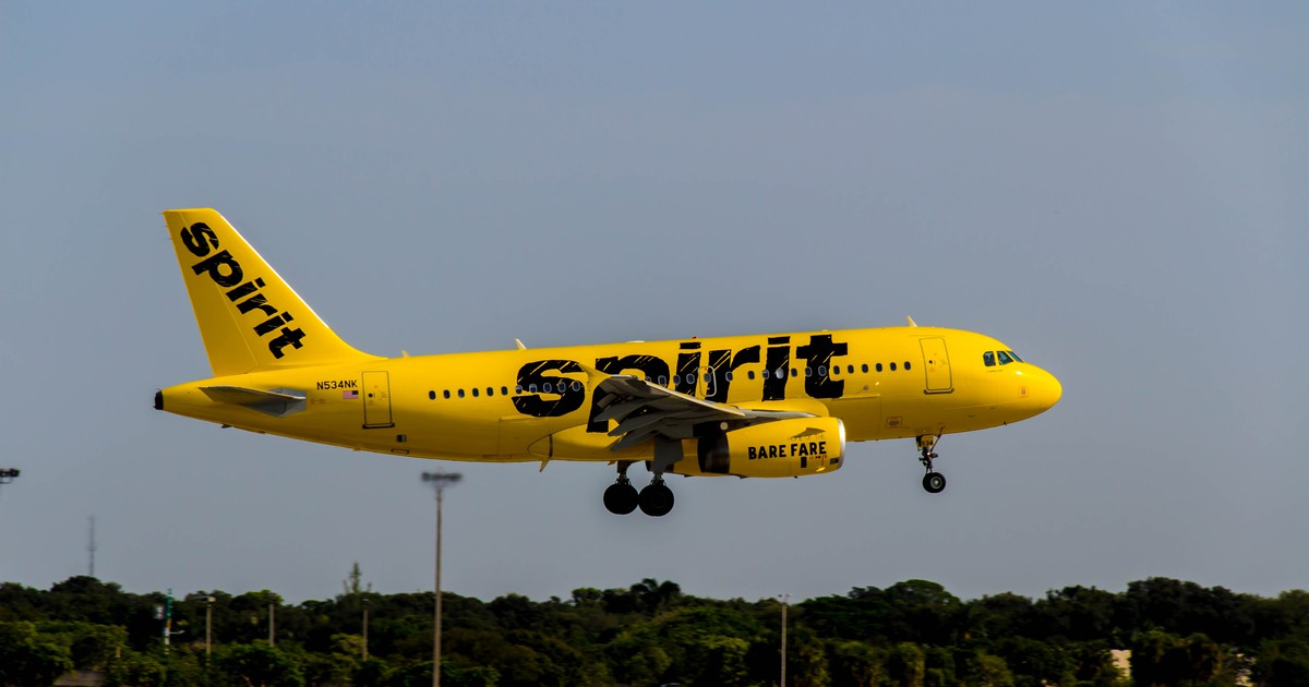 Why Shares of Spirit Airlines Dropped 11% in July