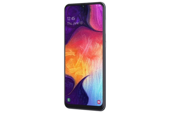 Galaxy A50 smartphone