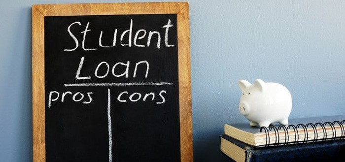 Student loan Pros and Cons list