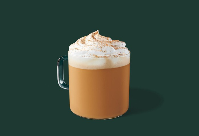 The Pumpkin Spice Latte