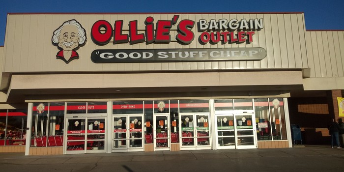An Ollie's store.