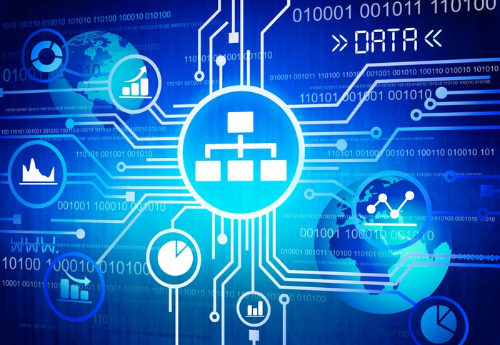 Cloud computing illustrate CrowdStrike's cybersecurity business