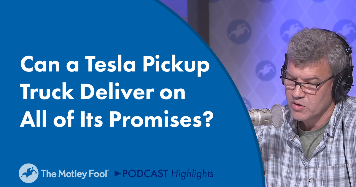Can a Tesla Pickup Truck Deliver on All of Its Promises?