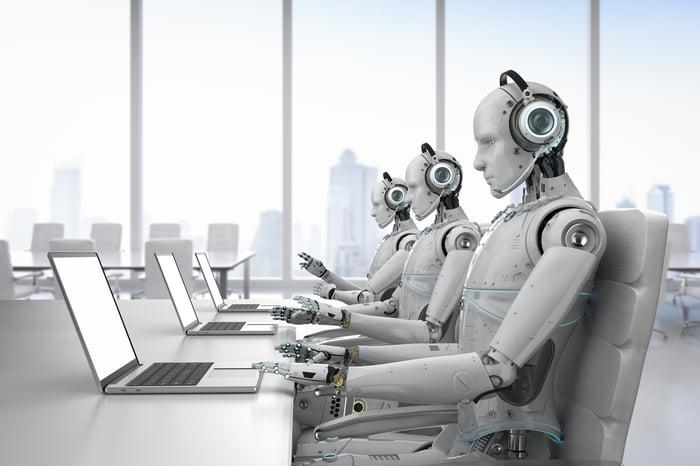 AI đang ngày càng phát triển