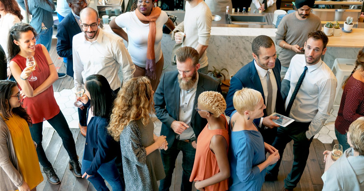 Went to a Work Conference or Trade Show? Do This Next