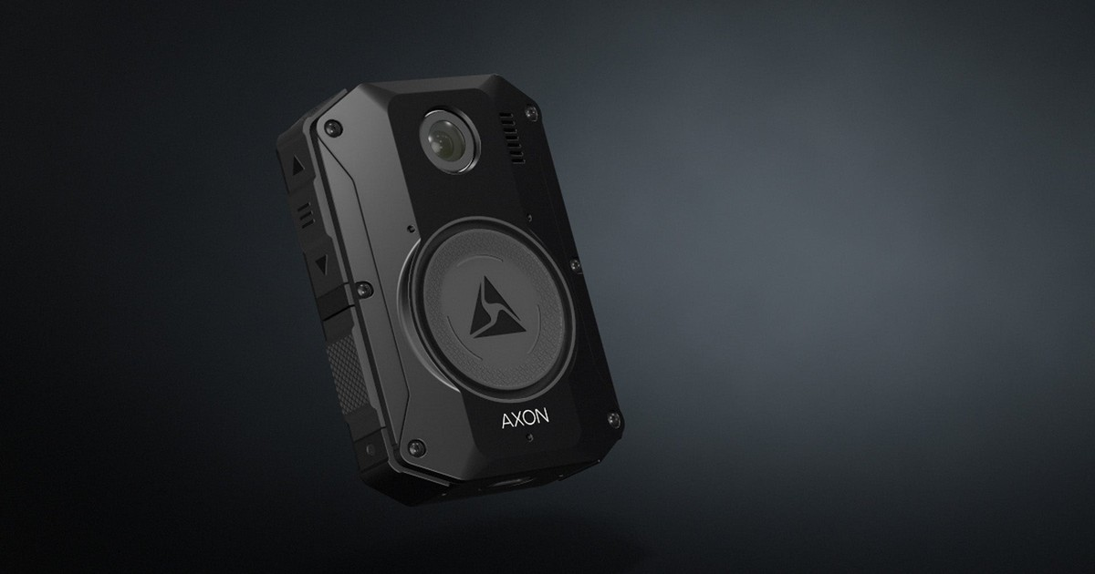 Axon Body Cameras Are Going Wireless
