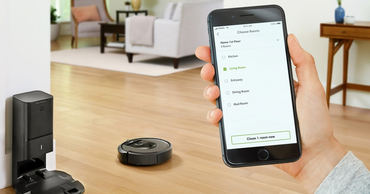 Why iRobot Dropped 15.4% in August