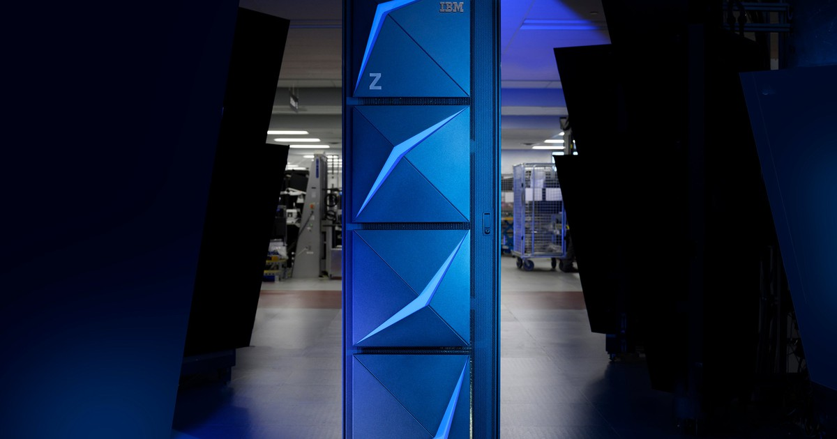 IBM Unveils z15 Mainframe, With a Focus on Data Privacy