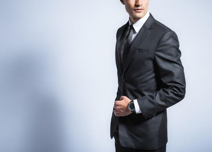 Dapper suit model