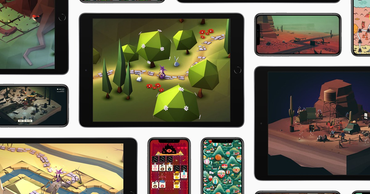 Why Apple Is Using a Different Strategy for Apple Arcade