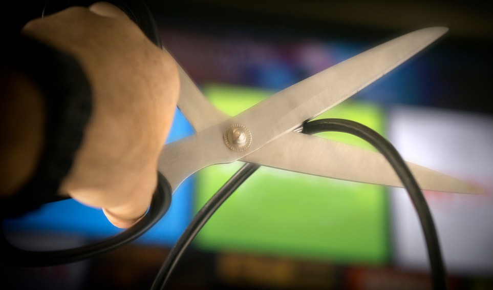 GettyImages cord cutting