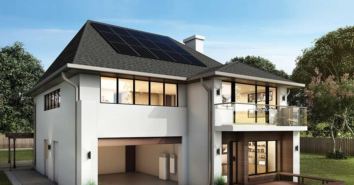 Can Energy Storage Be a Staple for Residential Solar?