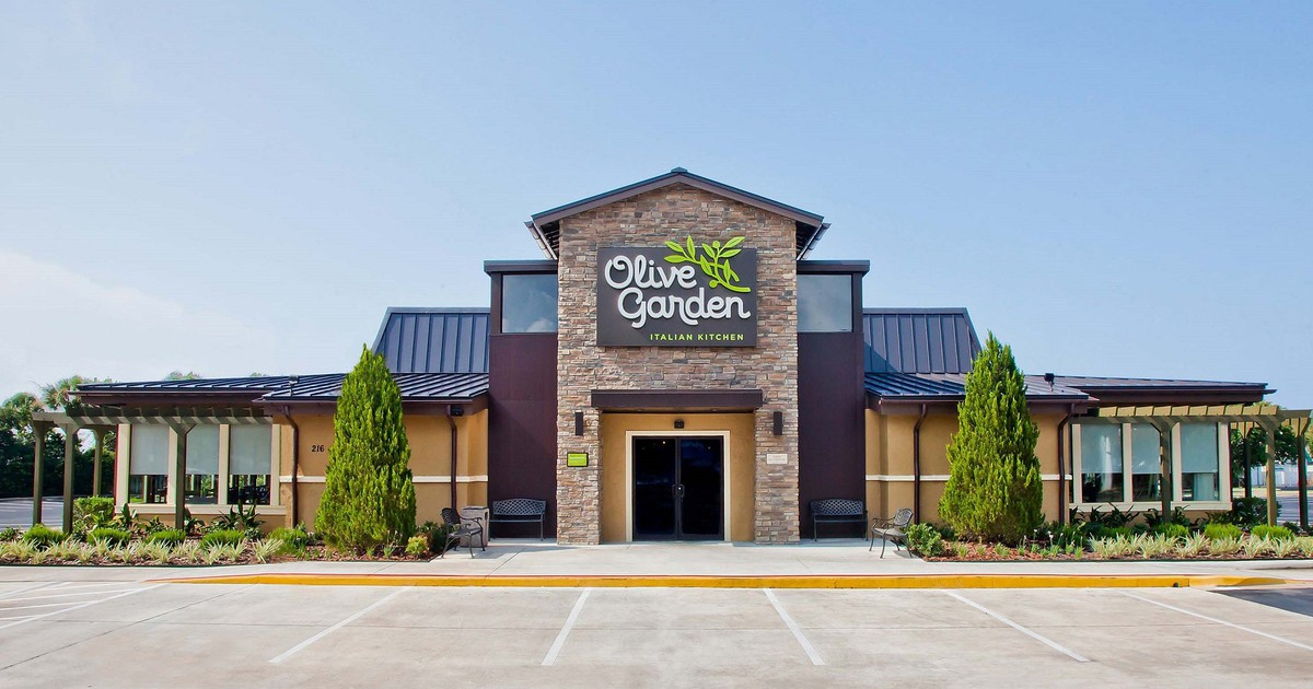 Why Darden Restaurants Stock Dropped Today