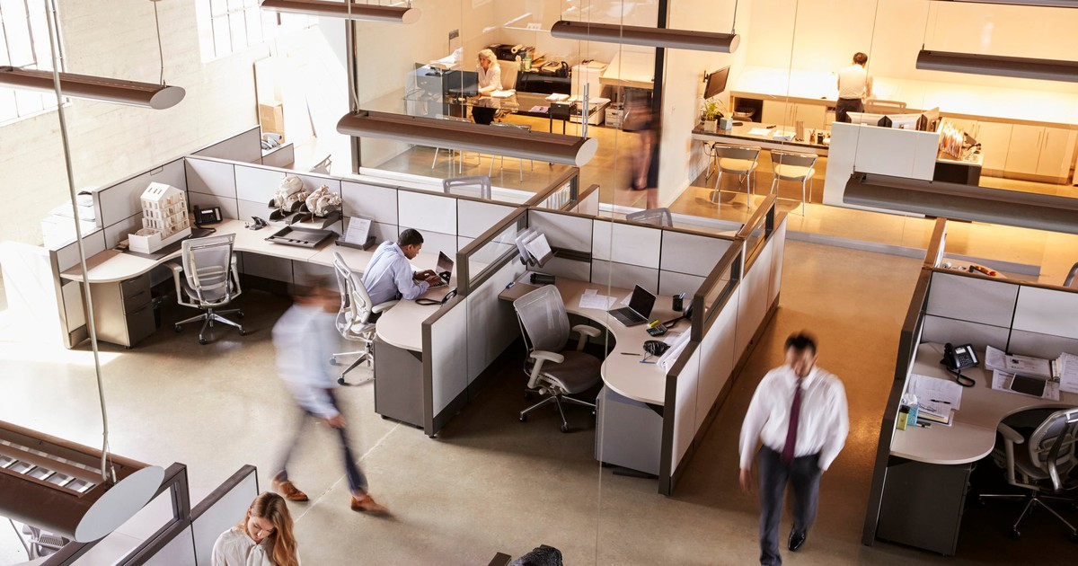 Why Steelcase Shares Are Soaring Today