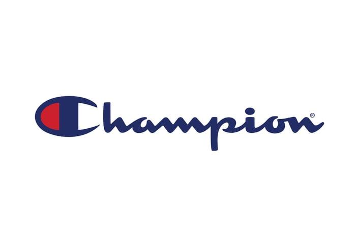 The Champion logo.