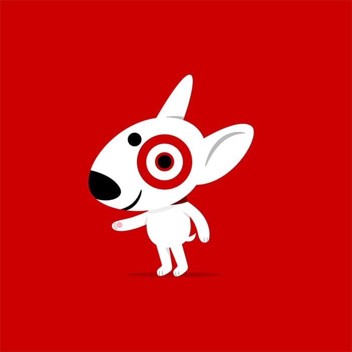 Target Circle Program logo.