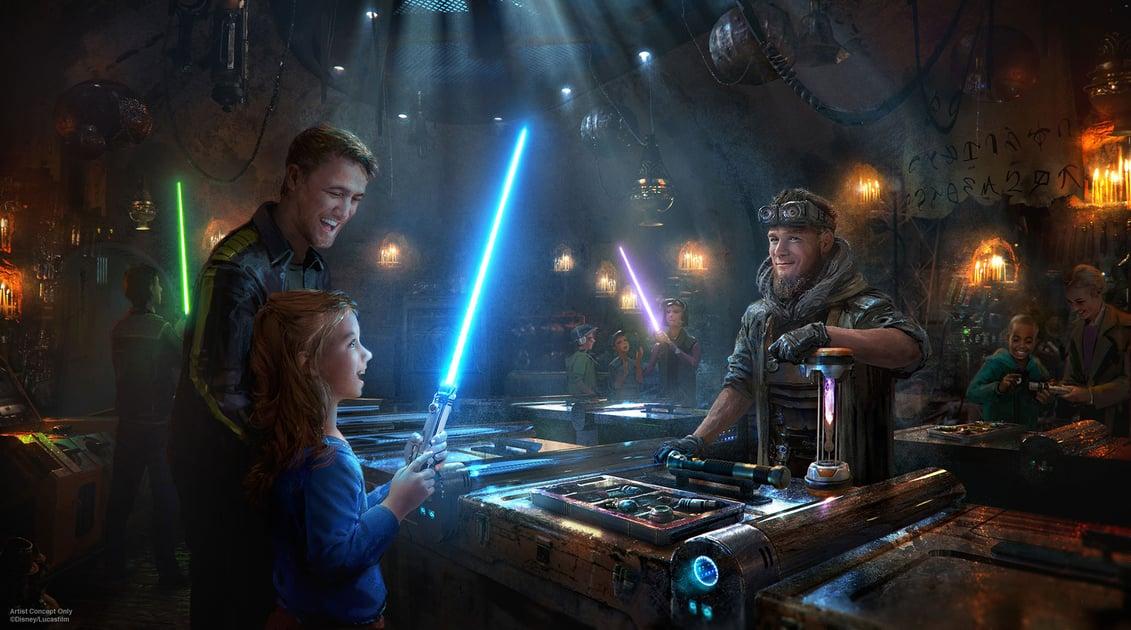 Disney Won't Let Galaxy's Edge Fail