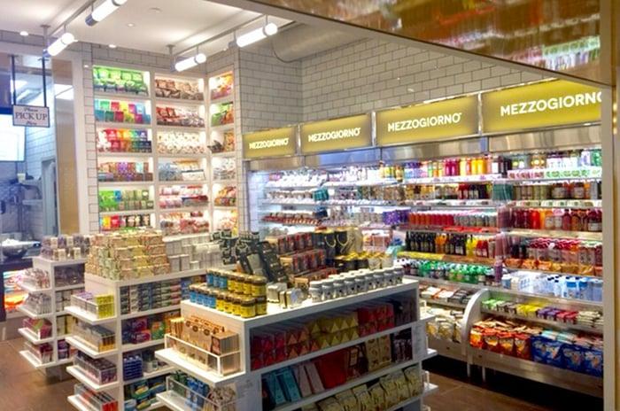 A CIBO store interior
