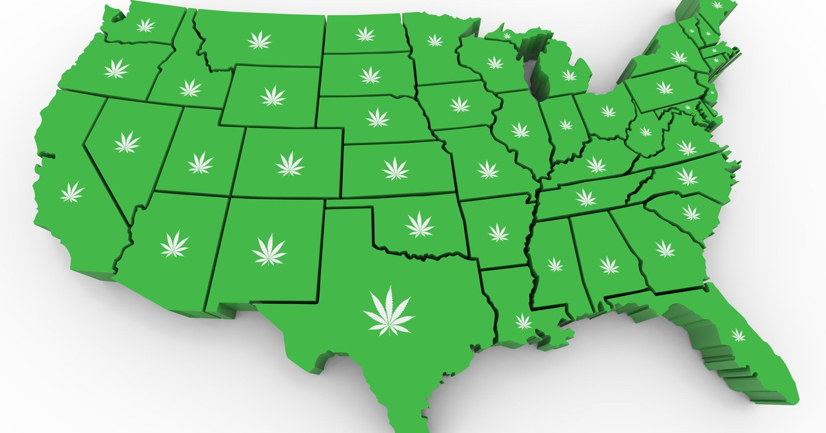 9 States That Could Vote to Legalize Marijuana in 2020