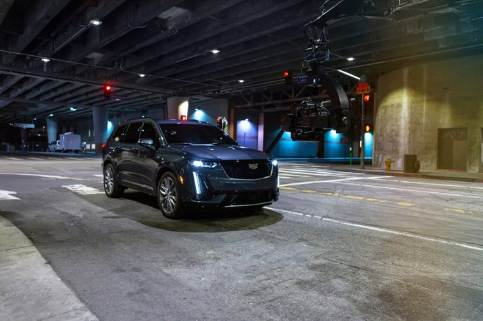 The all-new 2020 Cadillac XT6 crossover.