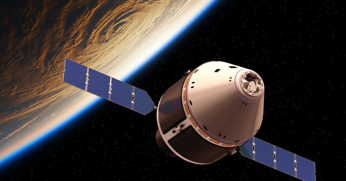 Lockheed Martin Lands a $4.6 Billion NASA Contract for the Orion Spacecraft