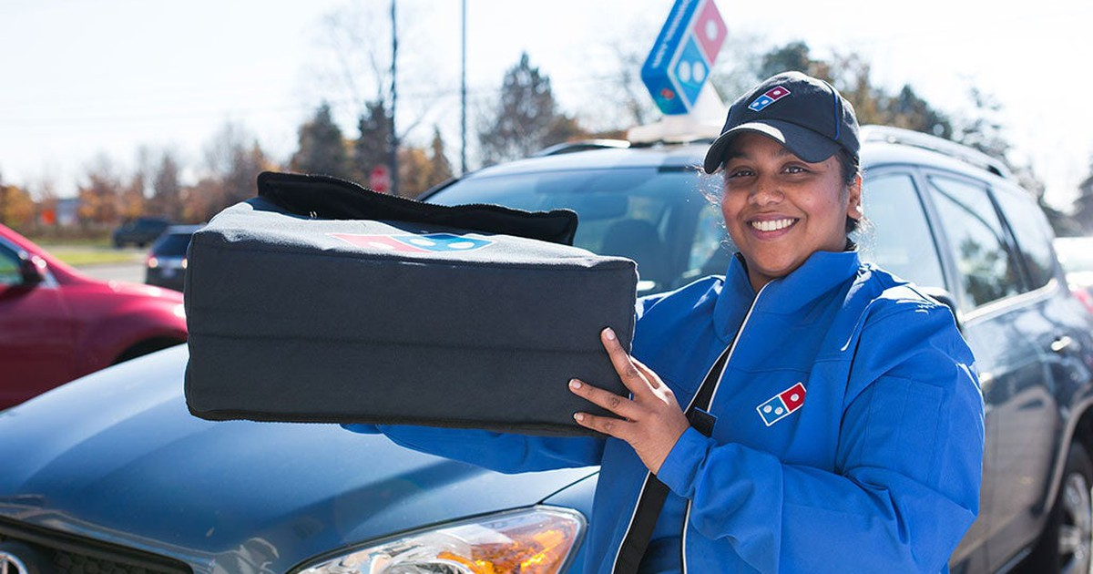 Third-Party Delivery Apps Are Hurting Domino's | The Motley Fool