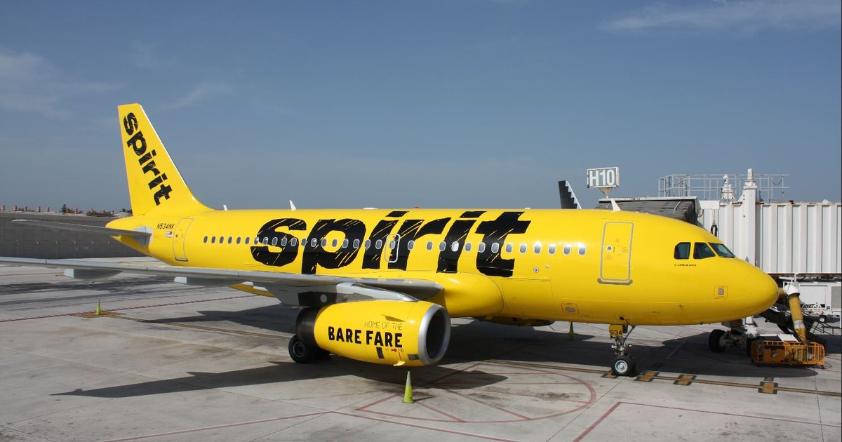 Spirit Airlines Plans More Growth in Puerto Rico