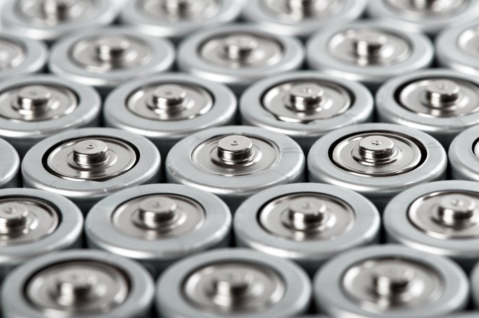 Several lithium batteries represent SQM's primary growth driver.