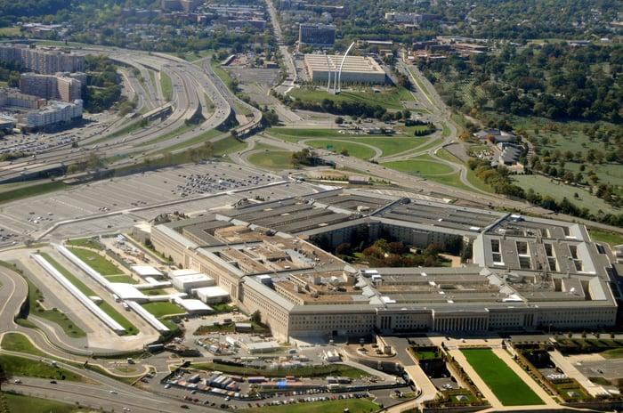 U.S. Pentagon building