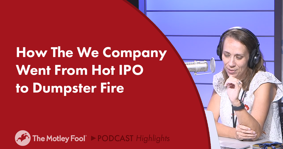 How The We Company Went From Hot IPO to Dumpster Fire