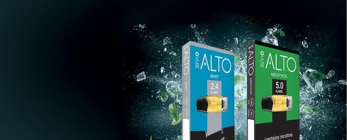 Vuse Alto e-liquid pods